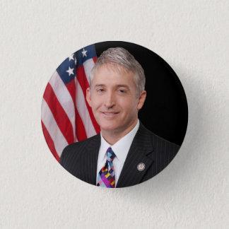 Congressman Trey Gowdy 3 Cm Round Badge