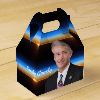Congressman Trey (Rowdy) Gowdy Favour Box