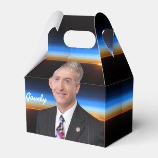 Congressman Trey (Rowdy) Gowdy Wedding Favour Boxes