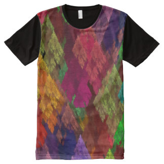 Conifers All-Over Print T-Shirt