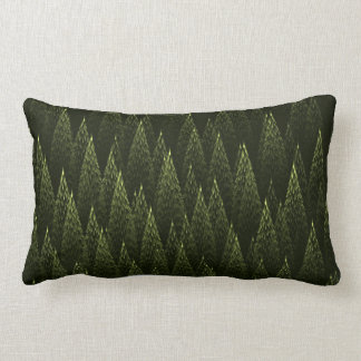 Conifers Lumbar Cushion