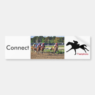 Connect, Pennslyvania Derby Winner Bumper Sticker