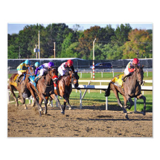 Connect, Pennslyvania Derby Winner Photo Print
