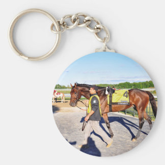Connect - Pennsylvania Derby Winner Basic Round Button Key Ring