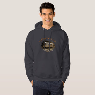 Connecticut 1160 Men's Basic Hooded Sweatshirt