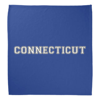 Connecticut Bandana