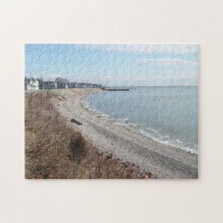 Connecticut Beach Jigsaw Puzzle