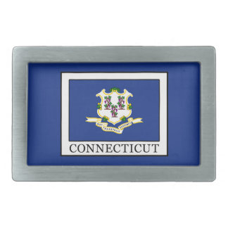 Connecticut Belt Buckle