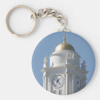 Connecticut Capital Key Chain