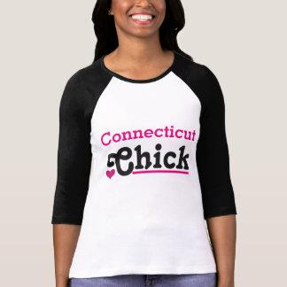 Connecticut Chick T-Shirt
