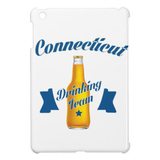Connecticut Drinking team iPad Mini Cases