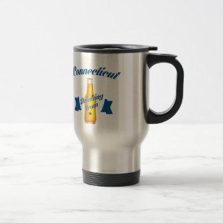 Connecticut Drinking team Travel Mug