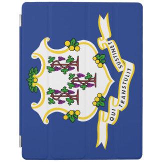 CONNECTICUT FLAG iPad COVER