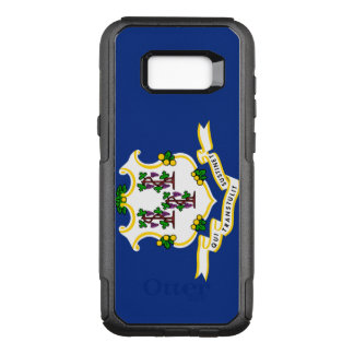 Connecticut Flag Otrbx Samsung Galaxy S8 Case