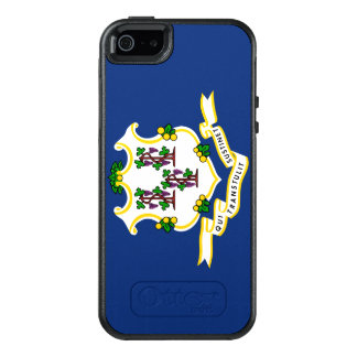 Connecticut Flag Otterbox SMTR Iphone SE/5/5s Case