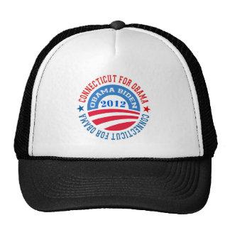 Connecticut For Obama-Obama Biden 2012 Cap