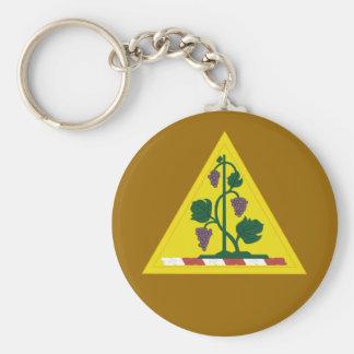 Connecticut National Guard - Key Chain