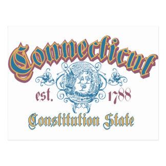 Connecticut Post Cards