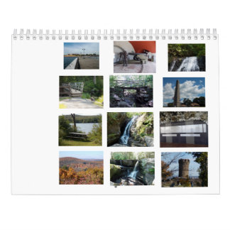 Connecticut State Parks Wall Calendars