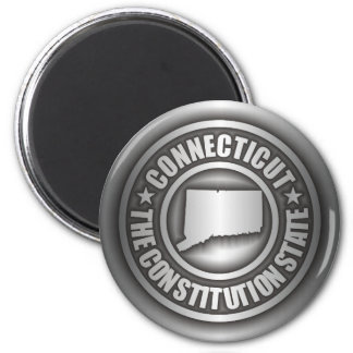 """Connecticut Steel"" Magnets"