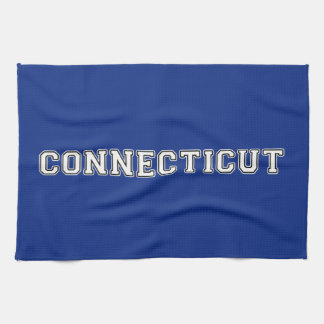 Connecticut Tea Towel