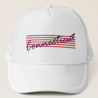 Connecticut Trucker Hat