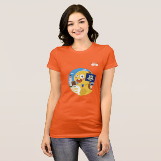 Connecticut VIPKID T-Shirt (orange)