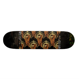Connection Records Skateboard