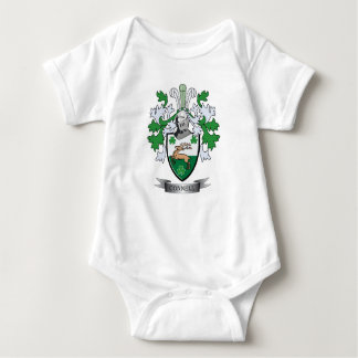Connell Coat of Arms Baby Bodysuit