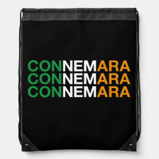 CONNEMARA DRAWSTRING BAG