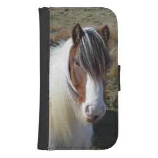 Connemara Pony Samsung S4 Wallet Case