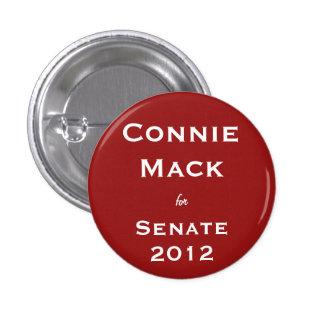 Connie Mack for Senate Pin