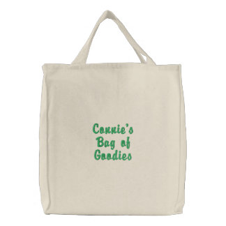 Connie s Bag of Goodies Tote Bag