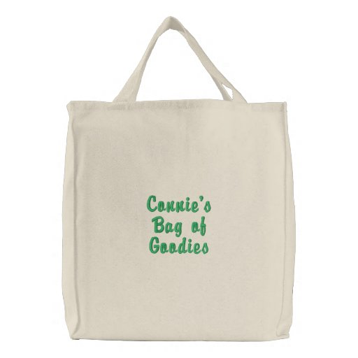 Connie's Bag of Goodies Tote Bag