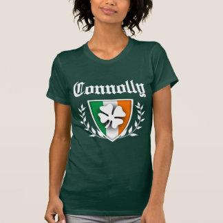Connolly Shamrock Crest T-Shirt