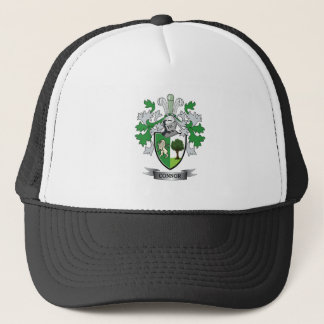 Connor Coat of Arms Trucker Hat