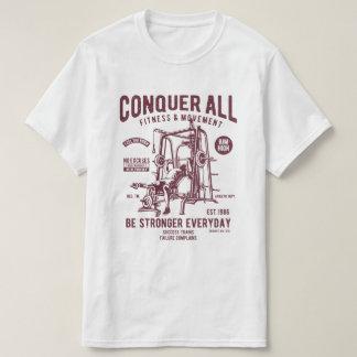 Conquer All T-Shirt