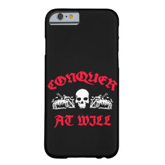 Conquer At Will - Logo Phone Case