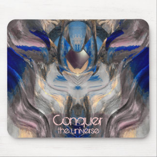 Conquer the Universe Mouse Pad