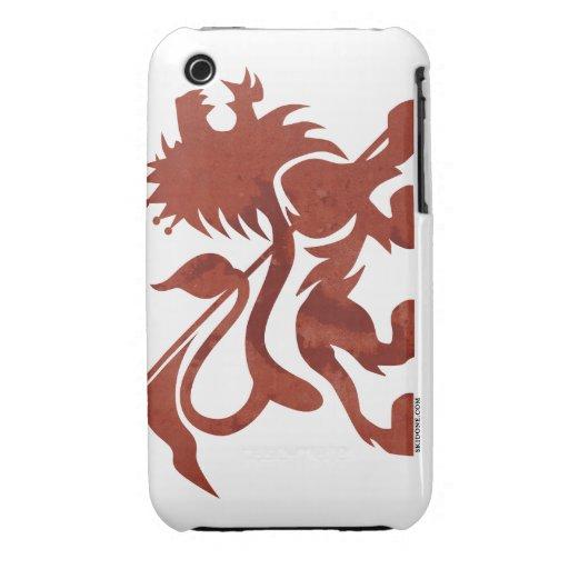 Conquering Lion iPhone Case iPhone 3 Case