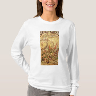 Conquest of Mexico: the Spaniards retreating T-Shirt