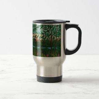 Conquistador's dream travel mug