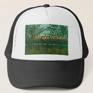 Conquistador's dream trucker hat