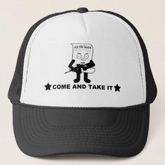 Conrad Come and Take it Trucker Hat
