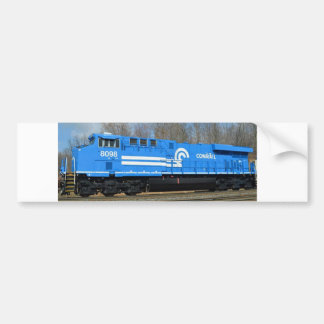 Conrail Heritage Unit Bumper Sticker