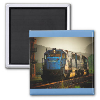 Conrail Locomotive Magnet - Customized