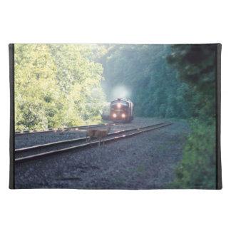 Conrail Office Car Train-OCS 8/22/97 Placemats
