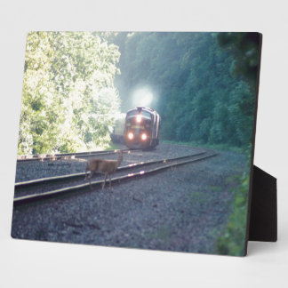 Conrail Office Car Train-OCS 8/22/97 Plaque