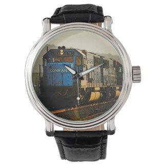 Conrail Train Watch
