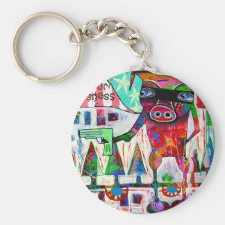 Consciousness Robber Keychain